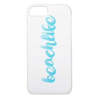 Funda Para iPhone 8/7 Caso del iPhone 7 de la vida de la playa