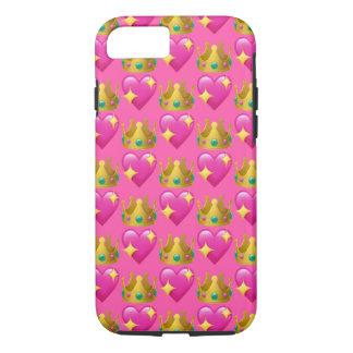 Funda Para iPhone 8/7 Caso del iPhone 7 de princesa Emoji