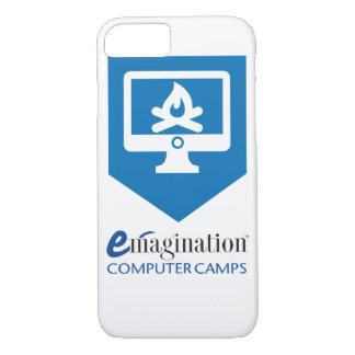 Funda Para iPhone 8/7 Caso del iPhone 7 del logotipo de los campos de