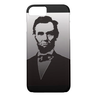 Funda Para iPhone 8/7 Caso del iPhone 7 del retrato de Abe Lincoln
