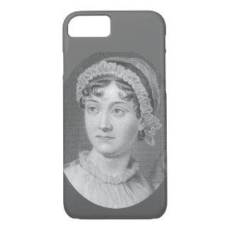 Funda Para iPhone 8/7 Caso del iPhone 7 del retrato de Jane Austen