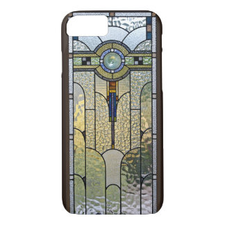 Funda Para iPhone 8/7 Caso del iPhone 7 del vitral del art déco