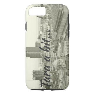 Funda Para iPhone 8/7 caso del iPhone 8 y horizonte de Birmingham