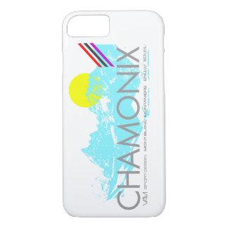 Funda Para iPhone 8/7 Caso del iPhone de Chamonix Francia - las montañas
