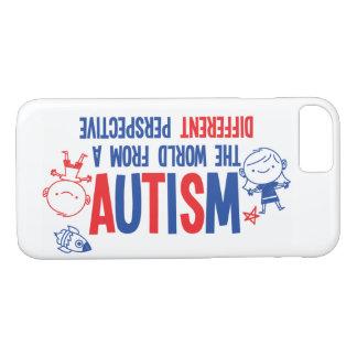 Funda Para iPhone 8/7 Caso del iPhone de la conciencia del autismo