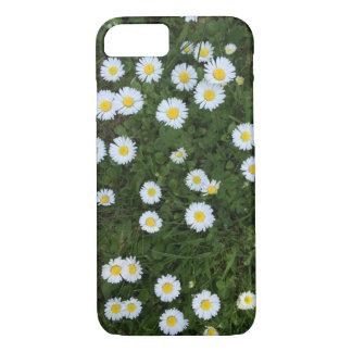 Funda Para iPhone 8/7 Caso del iPhone de la flor de la margarita