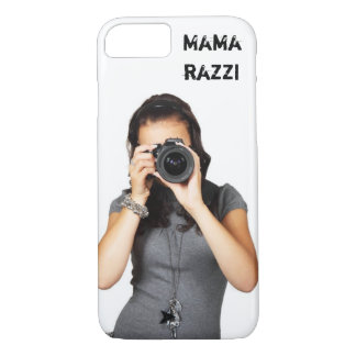 Funda Para iPhone 8/7 Caso del iPhone de mamá Razzi