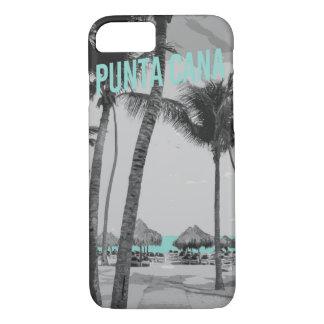 Funda Para iPhone 8/7 Caso del iPhone de Punta Cana (4,5,6,7,8)
