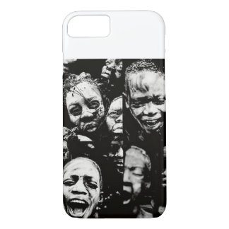 Funda Para iPhone 8/7 caso del iphone del africana de la mística