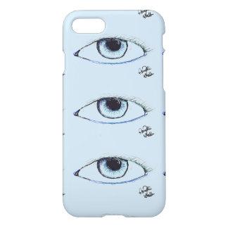 Funda Para iPhone 8/7 Caso del iPhone del ojo del diseñador