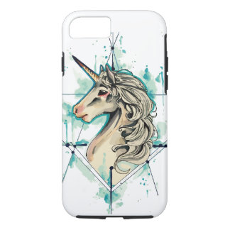 Funda Para iPhone 8/7 Caso del iPhone del unicornio