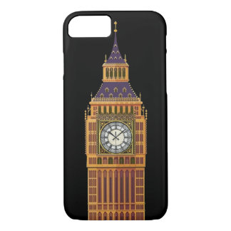 Funda Para iPhone 8/7 Caso del iPhone X/8/7 Barely There de Big Ben