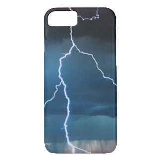 Funda Para iPhone 8/7 Caso del iPhone X/8/7 Barely There del relámpago