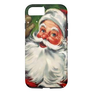 Funda Para iPhone 8/7 Caso duro del iPhone 7 de Santa