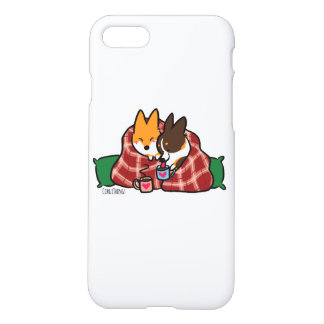 Funda Para iPhone 8/7 Caso el | CorgiThings del iPhone de los Snuggles