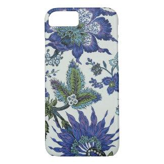 Funda Para iPhone 8/7 Caso floral de Iphone de la tapicería