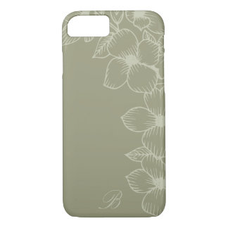 Funda Para iPhone 8/7 Caso floral sabio moderno del iPhone 7 del