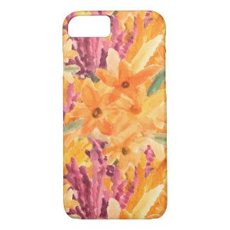 Funda Para iPhone 8/7 Caso floral tropical