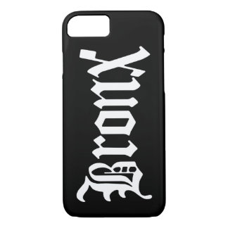Funda Para iPhone 8/7 Caso gótico del iPhone 7 del vintage de Bronx NYC