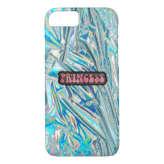 Funda Para iPhone 8/7 Caso iridiscente del iPhone 7 de la princesa