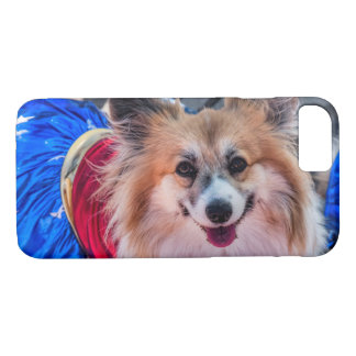 Funda Para iPhone 8/7 Caso lindo del iPhone del Corgi