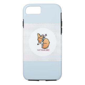 Funda Para iPhone 8/7 Caso lindo del teléfono del perrito del Corgi