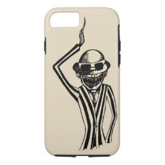 Funda Para iPhone 8/7 Caso torcido de Inktober Iphone del hombre
