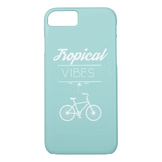 Funda Para iPhone 8/7 Caso tropical del iPhone 7 de la sensación