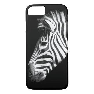Funda Para iPhone 8/7 Cebra blanco y negro