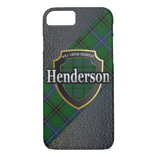 Funda Para iPhone 8/7 Celebración del escocés de Henderson del clan