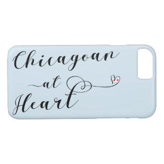 Funda Para iPhone 8/7 Chicagoan en la caja del teléfono móvil del