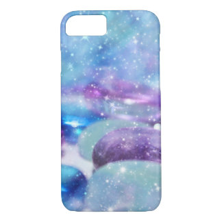 Funda Para iPhone 8/7 Chispa púrpura