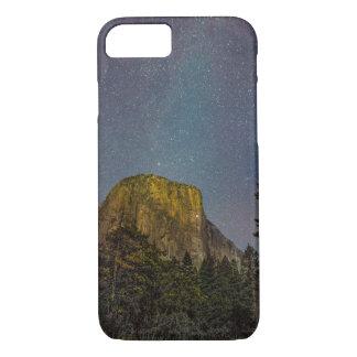 Funda Para iPhone 8/7 Cielo nocturno del EL Capitan del valle de