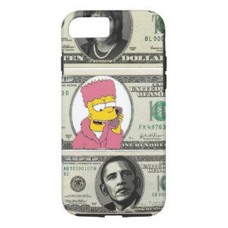 Funda Para iPhone 8/7 cientos cajas del teléfono del billete de dólar