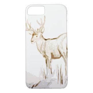 Funda Para iPhone 8/7 Ciervos salvajes
