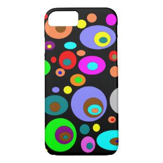 Funda Para iPhone 8/7 Círculos abstractos