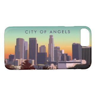Funda Para iPhone 8/7 Ciudad de ángeles