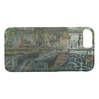 Funda Para iPhone 8/7 Claude Monet - bañistas en el La Grenouillere