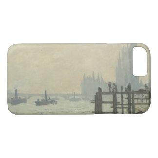 Funda Para iPhone 8/7 Claude Monet - el Thames en Westminster