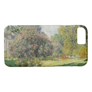 Funda Para iPhone 8/7 Claude Monet - paisaje: El Parc Monceau