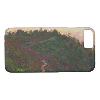 Funda Para iPhone 8/7 Claude Monet - pueblo del La Roche-Rubio