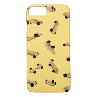 Funda Para iPhone 8/7 Coches de Derby en el oro