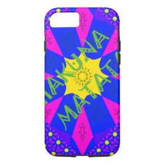 Funda Para iPhone 8/7 Colores asombrosos hermosos del diseño de Hakuna