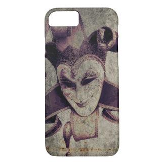 Funda Para iPhone 8/7 Comodín malvado del payaso del renacimiento gótico