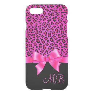 Funda Para iPhone 8/7 Con clase elegante femenino del estampado leopardo