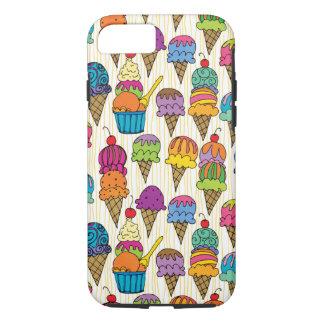 Funda Para iPhone 8/7 Conos de helado