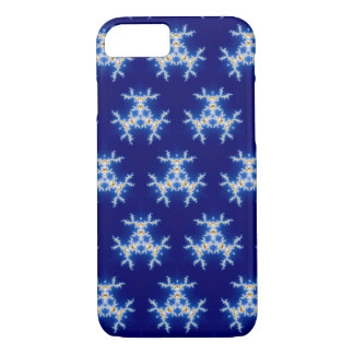Funda Para iPhone 8/7 Copos de nieve eléctricos
