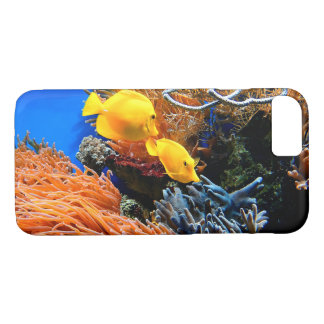 Funda Para iPhone 8/7 Coral submarino tropical