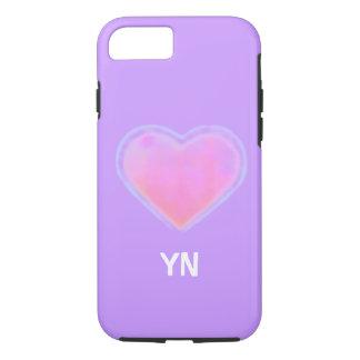Funda Para iPhone 8/7 Corazón del caramelo