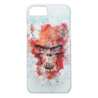 Funda Para iPhone 8/7 Cráneo de la bestia